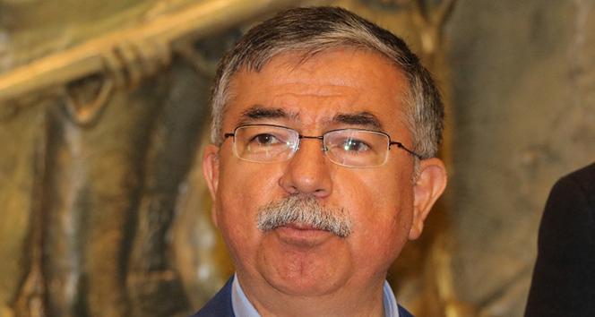 Milli Eğitim Bakanı İsmet Yılmaz'dan TEOG açıklaması