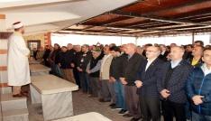 Suriyede ölenler için Yalovada gıyabi cenaze namazı kılındı