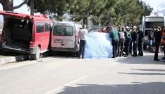 Ispartada trafik kazası: 1 ölü, 3 yaralı