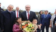"""Bakan Özlü: """"Türkiyenin gerçek açığı teknoloji açığıdır"""""""
