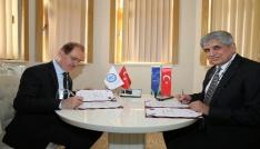 Bayburt Üniversitesi ile Aras Elektrik, işbirliği protokolü imzaladı