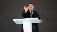 Başbakan Yardımcısı Nuretin Canikli, Giresunda Eğitim ve Araştırma Hastanesinin temelini attı