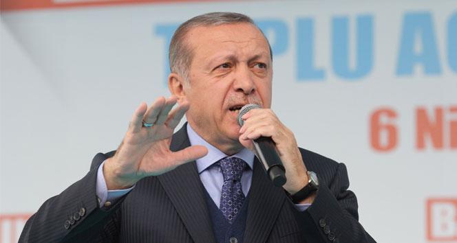 Cumhurbaşkanı Erdoğandan flaş açıklama: Düzenleme yapılabilir