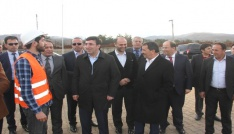 AK Parti Genel Başkan Yardımcısı Yılmaz Bingölde