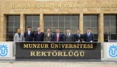 Tunceli bölgesel kalkınma konferansına hazırlanıyor