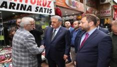 AK Parti Genel Başkan Yardımcısı Hayati Yazıcı, Rizede ziyaretlerde bulundu