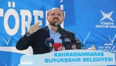 Bilal Erdoğan: Hayır Türkiye için statükoyu, geçmişi vaat ediyor