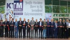 """KMTSO Başkanı Zabun; """"KTM, tekstil ve moda yolculuğuna yeni bir ivme kazandıracak"""""""