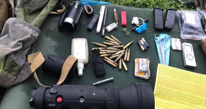 TSK: Cudi Dağında 4 terörist etkisiz hale getirildi