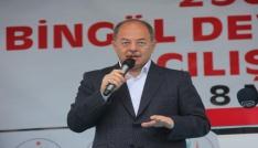 Bakan Akdağ, Çok güçlü bir Türkiyeye 17 Nisanda uyanalım