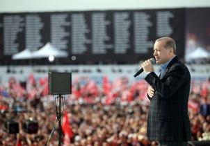 Cumhurbaşkanı Erdoğan: Dürüst olun, ülkeyi bitirdiniz
