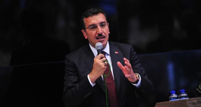 """Gümrük ve Ticaret Bakanı Tüfenkci: """"2016 yılı sonu itibariyle 2.9 oranında bir büyümeyi yakaladık"""""""