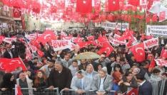 """Bakan Tüfenkci: """"Türkiyenin güçlenmesini istiyoruz"""""""