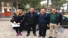 Güney Kore Büyükelçisi Hattuşayı ziyaret etti