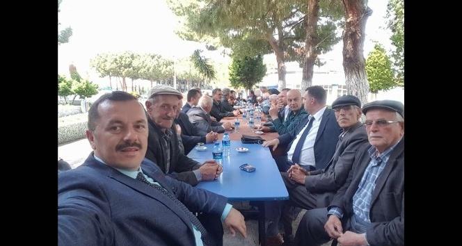 Kosava'dan Türkiye'ye 'Evet' ziyareti