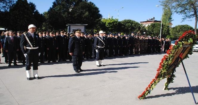 Türk Polis Teşkilatının 172. yılı Aydın'da kutlandı