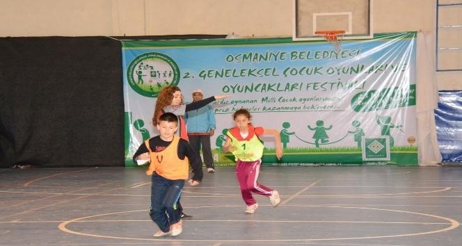 Geleneksel Çocuk Oyunları Festivalinin ön elemeleri yapıldı