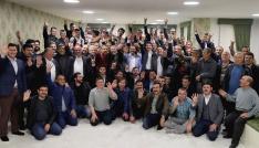 Uşakta AK Parti, MHP ve Ülkü Ocakları bir araya geldi