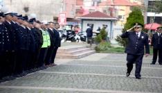 Giresunda Polis haftası etkinlikleri