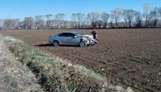 Elbistanda trafik kazası: 5 yaralı