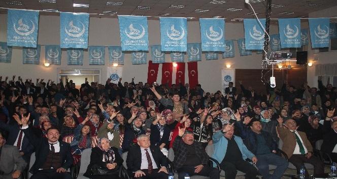 Ülkü Ocaklarından Tek Sevdamız Türkiye Konseri