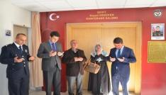 Şehit Niyazi Ergüven Konferans Salonu açıldı