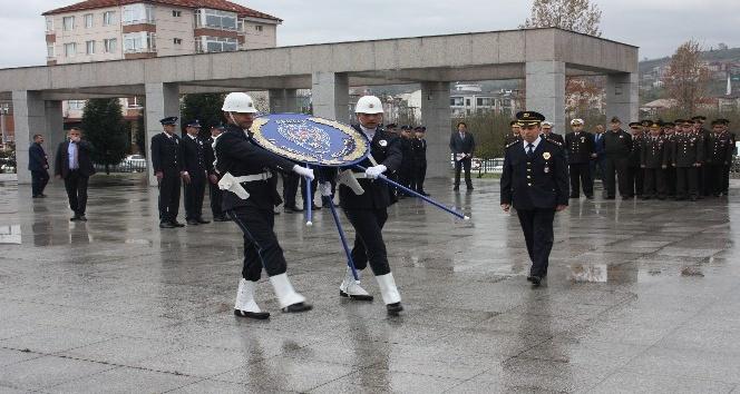 Türk Polis Teşkilatının 172nci kuruluşu kutlandı