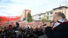 """Cumhurbaşkanı Erdoğan: """"Ey Kılıçdaroğlu darbe gecesi niye bırakıp kaçtın"""""""