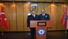 Vali Arslantaş, Erzincan Emniyet Müdürlüğünü ziyaret etti