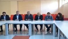 Mardinde yapı denetimi istişare toplantısı yapıldı