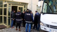 Uşakta FETÖ/PDYden 15 kişi tutuklandı