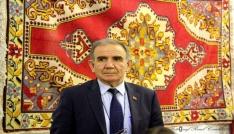 Arkeolog Mehmet Göktürk: Kesikköprü hanı Kırşehirde önemli bir halıcılık tesisi haline getirilebilir