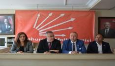 CHP Uşak İl Teşkilatı çalışmalarına devam ediyor