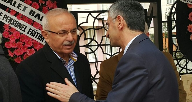 Cumhurbaşkanlığı Genel Sekreteri Fahri Kasırganın acı günü
