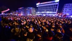 Şampiyon UTAŞ Uşakspora coşkulu karşılama