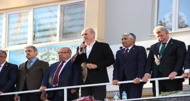 Başbakan Yardımcısı Kurtulmuş: Mevcut sistem milletin belini kırdı