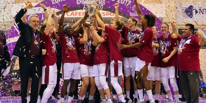 Euro Cup'ta Şampiyon Yakın Doğu Üniversitesi