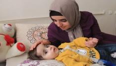 Miraç bebeğin umudu, 175 bin dolarlık ilaç