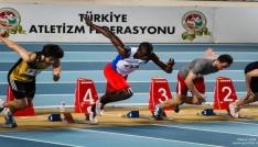Mardin atletizm takımı Nijeryalı transferle güçlendirildi