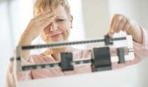 Menopoz sonrası kiloya dikkat