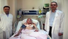 Giresun Üniversitesi Tıp Fakültesinde bir ilk gerçekleşti