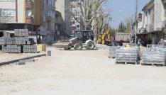 Hastane Caddesi yenileniyor