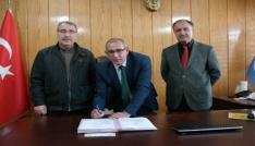Bingöle yapılacak anaokulun protokolü imzalandı