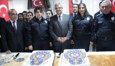 Başbakan Yardımcısı Kaynak polis ile yemekte buluştu