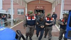 Cezaevi firarisi Kırşehirde yakalandı