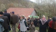 İstanbulda barajda ölü bulunan şahıs Sinopta defnedildi