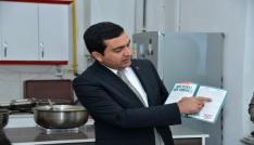 """Belediye Başkanı Yaşar Bahçeci: """"Hayır diyenlere de hain diyemeyiz"""""""