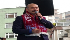 Bakan Soylu: Kılıçdaroğluna oyuncak bir tank verelim, önünde dursun