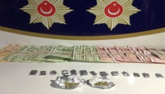 Kahramanmaraşta uyuşturucu operasyonu: 1 kişi tutuklandı