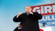 """Cumhurbaşkanı Erdoğan: """"Kasetle geldi, CD ile gidecek"""""""